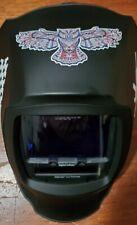 Miller Infinity Auto Darkening Welding Helmet No Box Never Usedread Description