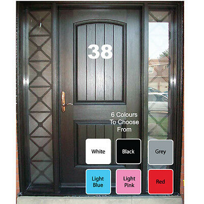 decals,Stickers numbers Letters signs,door numbers,Sticky bin numbers