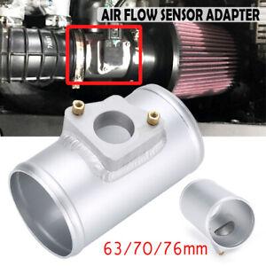 MAF Mass Air Flow Sensor Air Intake Adapter For TOYOTA MAZDA 3 6 SUBARU  Wi!