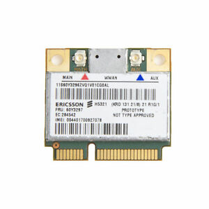 Lenovo ThinkPad T430 Ericsson WWAN Drivers for PC