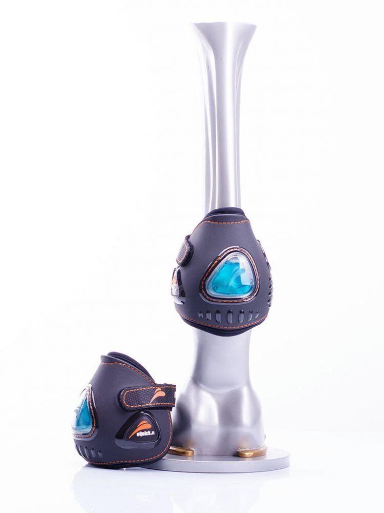 EQuick Streichkappen  eUp Mini  für hinten in schwarz oder braun