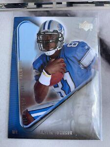 2007 Upper Deck NFL Players Premiere Box Set Calvin Johnson #15 Rookie HOF LIONS