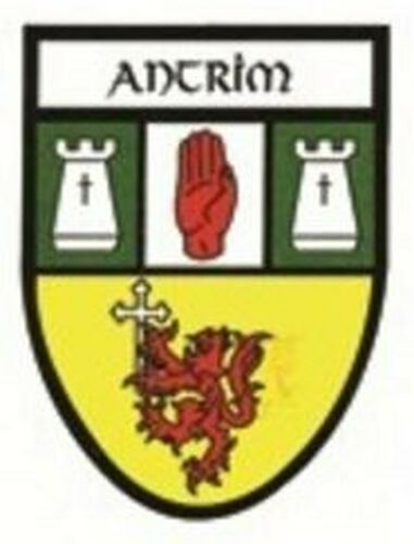 Ireland County polo shirt Ulster counties