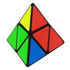 Shengshou 2 X 2 Pyraminx Pirámide Magia Cubo Torsión Puzzle Juego Liso