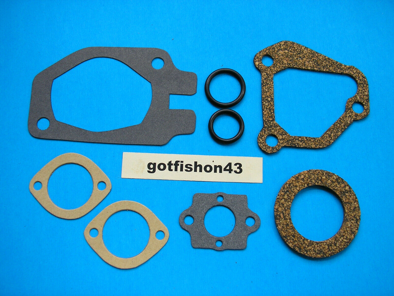 ONE NEW FACET Filter Parts Kit 053754-02 w//Gaskets
