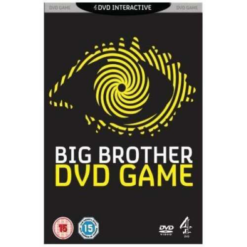 1 of 1 - Big Brother - DVD Interactive Game  VG Condition