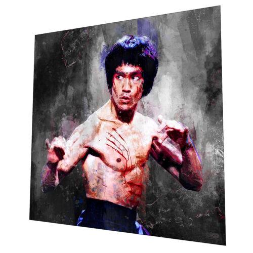 Bruce Lee Wall Art Graphic Art Poster