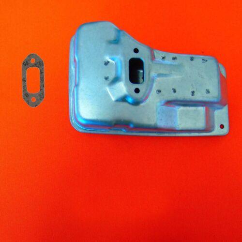 Schalldämpfer Auspuff für Wacker BTS1035 Dolmar Trennsschneider original