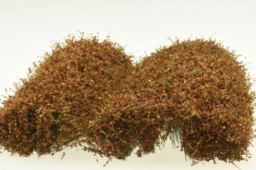 Silhouette 250-47 Sträucher Spätherbst braun
