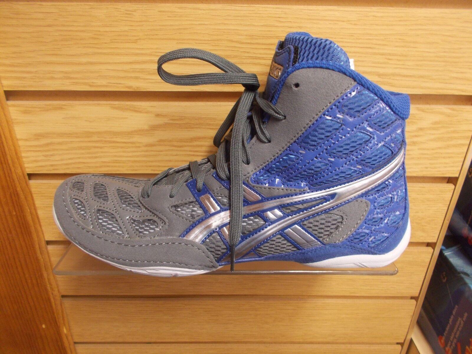 asic seconde 9 chaussures hommes nouvelles chaussures 9 de lutte bleu taille 8 à 13) a3b28b