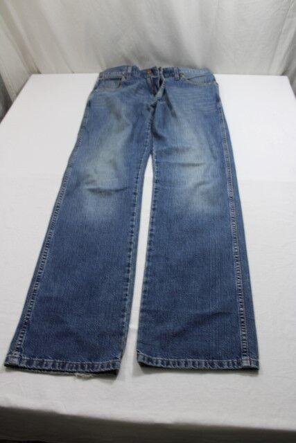 J7623 Wrangler Alaska Jeans W33 W33 W33 L34 Blau  Sehr gut | Ausreichende Versorgung  | Elegant Und Würdevoll  | Feine Verarbeitung  | Genial  | Kostengünstiger  89c39a
