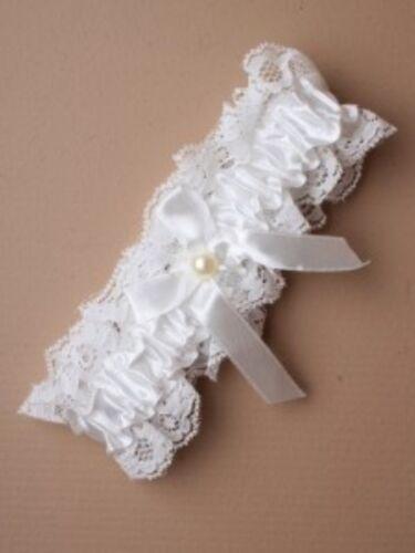 Élastique Jarretière dentelle ruban mariage poule nuit Prom Party Costume Wholesale