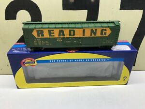 Athearn-Ho-Scale-RDG-Reading-50-PD-Boxcar-RD-17227-RTR-New