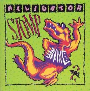 Various-Alligatore-Stomp-vol-2-Cajun-amp-reagisce-CD-4653