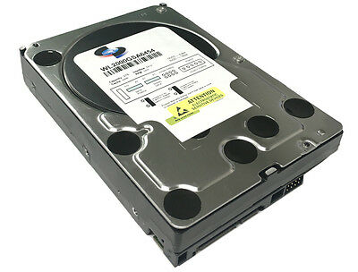 "New 2TB 64MB Cache 5400RPM SATA 6.0Gb/s 3.5"" Internal Hard Drive (DVR, NAS, PC)"