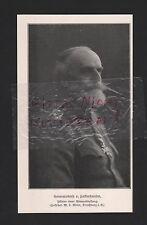 1915, Bildnis Portrait General-Oberst v. Falkenhausen WWI