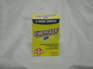 Best Energy Pills 2020 ENERGIZE The All Day Energy Pill 1/2020 883488002656 | eBay