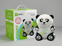 Nebuliser Compressor Inhaler For Children Kids Child Respiratory Panda 2017