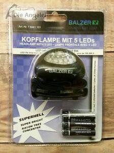 BALZER-Kopflampe-mit-5-LED-s-incl-Batterien