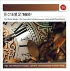 Strauss: Four Last Songs; Die Frau Ohne Schatten; Also Sprach Zarathustra (CD, Sep-2011, Sony Classical)