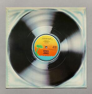 Grace-Jones-A-Rolling-Stone-EX-UK-12-034-Vinyl-Single-12WIP-6591