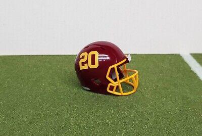Custom Washington Nfl Football Team 2020 Riddell Pocket Pro Football Helmet Ebay