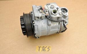 Mercedes-W163-ML-270CDI-Bj03-Klimaanlage-Klimakompressor-Denso-447220-9222