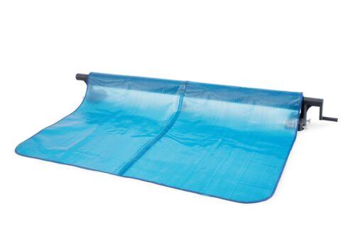 Intex Pool Schwimbeck Aufroller solarplane für rechteck swimbeck Intex 28051