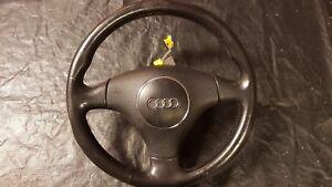 Audi-A3-2001-Steering-Wheel-with-Airbag-8Z0419091-myref-J46