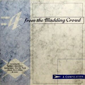 Various – 4 From The Madding Crowd (Vinyl) - Biebesheim, Deutschland - Various – 4 From The Madding Crowd (Vinyl) - Biebesheim, Deutschland