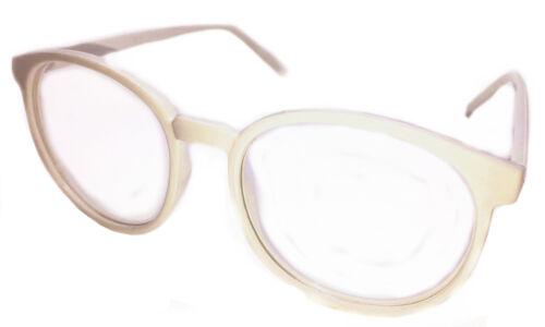 Retro Vintage Classic Round Clear Lens Glasses Frames Women Men Eyeglasses Wear