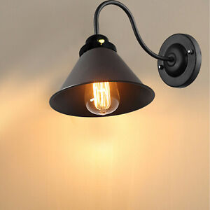 Modern-Retro-Vintage-Industrial-Wall-Mounted-Lights-Rustic-Sconce-Lamps-Fixture