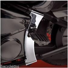 Kawasaki 900 Vulcan Custom, Classic VN900 /LT - Chrome Swing Arm Covers