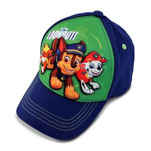 Nickelodeon-del-nino-chicos-Paw-Patrol-caracter-3D-Pop-gorra-de-beisbol-edad-2-4