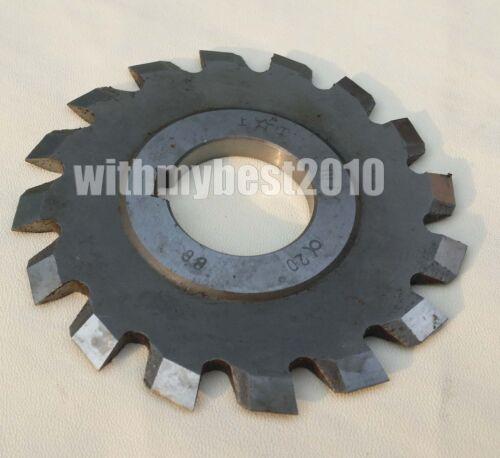 HSS Rack Milling Cutter Module 2 20 PA 32mm Bore 140mm M2 Rack Gear Cutter