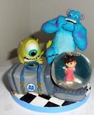 Disney Pixar Monsters Inc. Sully Boo miniglobe