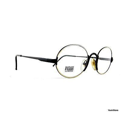 Miele Gianfranco Ferre' Occhiali Da Vista Gff 50 17g 135 Vintage Rare Eyeglasses New!