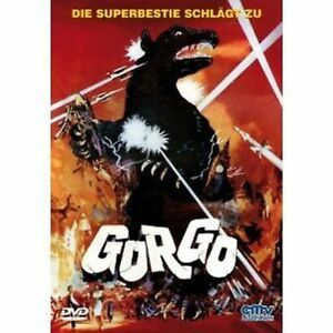 Gorgo-UK-Region-2-Compatible-DVD-Bill-Travers-William-Sylvester-Eugene-NEW