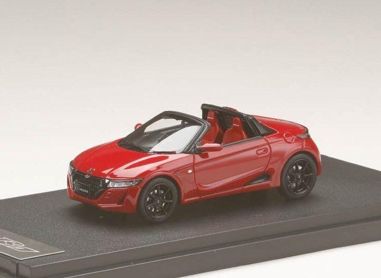MARK43 PM4331MRR 1 43 MUGEN S660 RA Frame rosso model cars