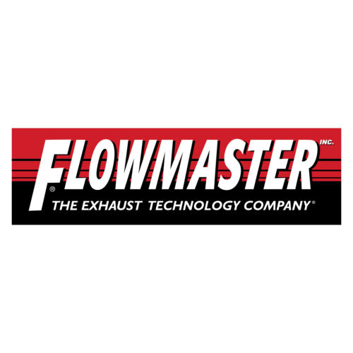 "Flowmaster 15365 Exhaust Tip 4/"" Rolled Angle Polished SS Fits 2.5/"" Pipe clamp on"