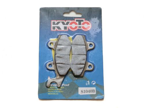 Kyoto Brake Pads Rear For Quadzilla Ram R170 2003-2005
