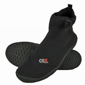 Kids-Osprey-OSX-Neoprene-Wetsuit-Boots-Shoes-Junior-Child-Boys-Girl-Surf-Swim