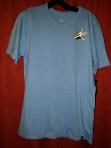 f3828c1cdb4 Nike Air Jordan Retro 7 Men's Box T-Shirt Size Medium 905935 412   eBay