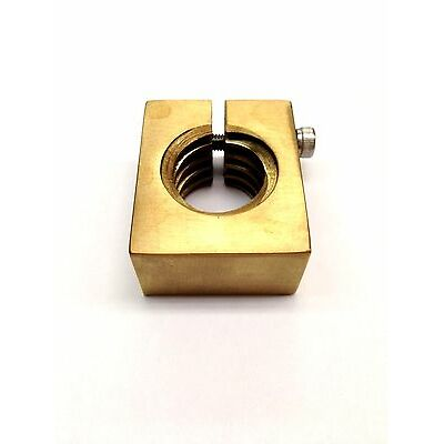 60 Qt BRASS BOWL LIFT NUT FOR HOBART L800 H600 MIXERS 00-024198 00-875698