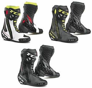Ducati 9810387 Racing Stiefel TCX Motorrad Schuhe Boots