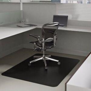 desk chair floor mat pvc office carpet computer rug plastic hard protector home. Black Bedroom Furniture Sets. Home Design Ideas