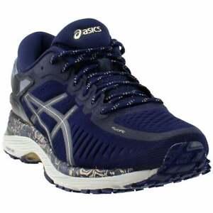 ASICS-MetaRun-Casual-Running-Shoes-Navy-Womens-Size-6-B