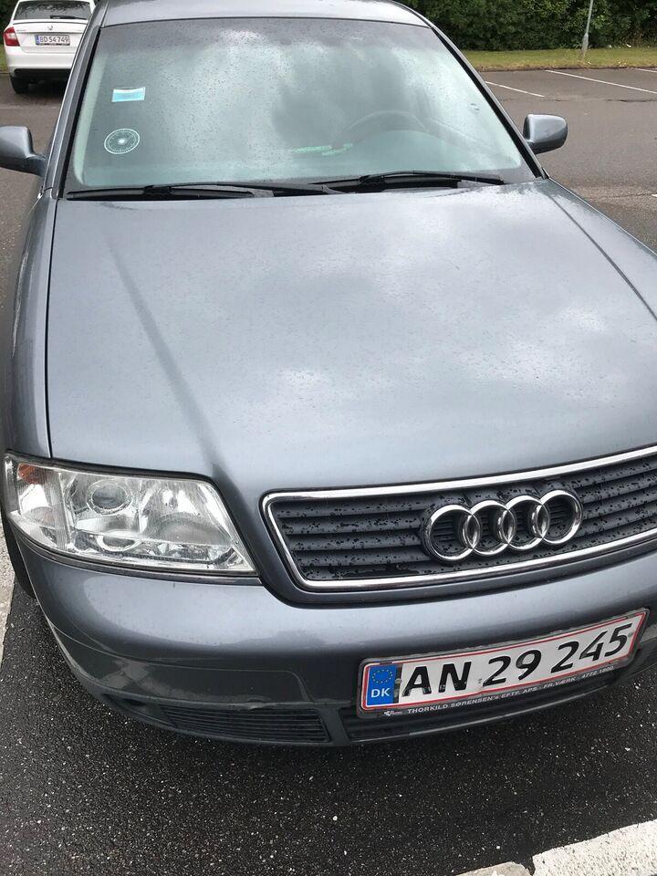 Audi A6, år 1998, 5 door, km-330,655, benzin
