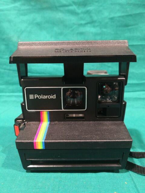 Polaroid 600 Vintage Machine Photography