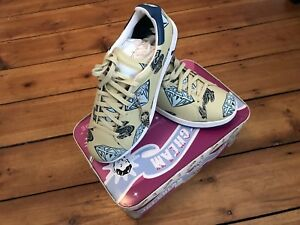 b6e35be26 Image is loading BBC-x-Reebok-Ice-Cream-Trainers-Limited-Edition